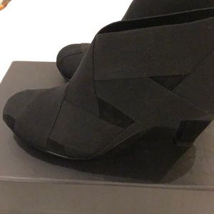 United Nude Fold Mid Elastic and Suede